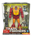 SDCC 2011 Exclusive - Masterpiece Rodimus Prime and Offshoot