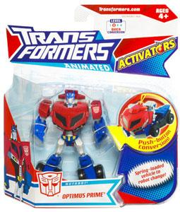 Animated Activators - Optimus Prime