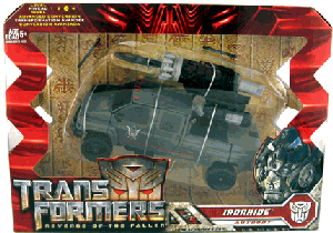 Revenge Of The Fallen  - Voyager Ironhide
