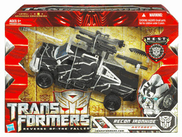Revenge Of The Fallen  - Voyager Recon Ironhide