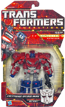 Generations Deluxe Class - Cybertronian Optimus Prime