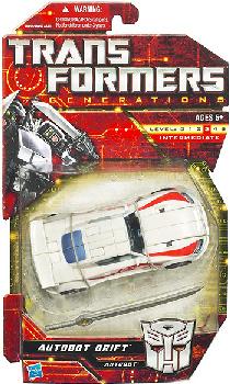 Generations Deluxe Class - Autobot Drift