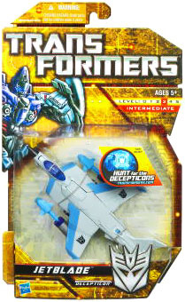 Hunt For The Decepticons - Deluxe - Decepticons Jetblade