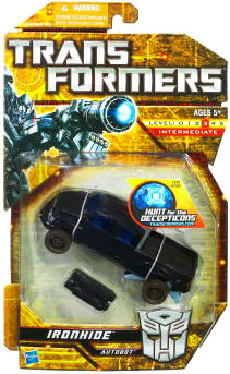 Hunt For The Decepticons - Deluxe - Autobot Ironhide