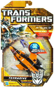 Hunt For The Decepticons - Deluxe - Decepticons Terradive