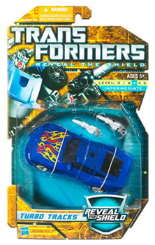 Hunt For The Decepticons - Deluxe - Turbo Tracks