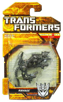 Hunt For The Decepticons - Legends - Decepticons Ravage