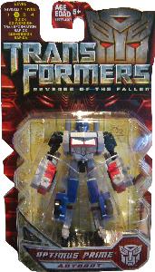 Revenge Of The Fallen  - Legends Autobot Optimus Prime