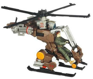 Transformers 3 Movie Basic Class - Autobot Whirl and Major Sparkplug
