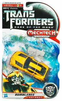 Transformers 3 Movie Deluxe Class - Autobot Bumblebee