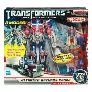 Transformers 3 Movie Leader Class - Autobot Ultimate Optimus Prime