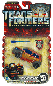 Revenge Of The Fallen Deluxe- Tuner Mudflap