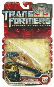 Revenge Of The Fallen Deluxe- Blazemaster