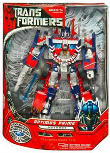 Movie Leader: Optimus Prime