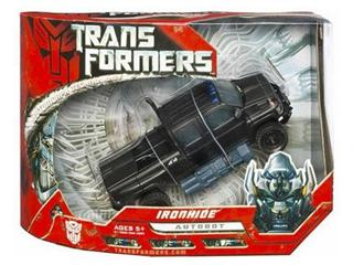 Movie Voyager: Ironhide