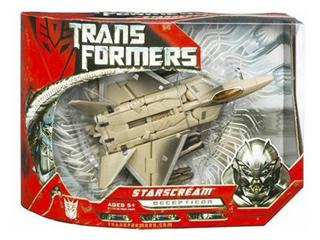 Movie Voyager: Starscream