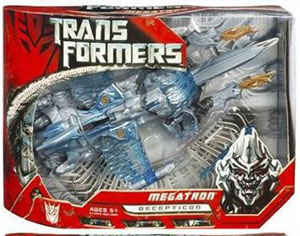 Movie Voyager: Megatron