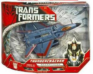Movie Voyager: Thundercracker