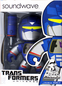 Mighty Muggs - Soundwave