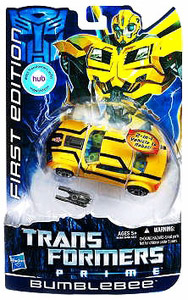 Transformers Prime Deluxe - First Edition Bumblebee