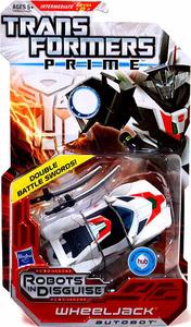 Transformers Prime Deluxe - Wheeljack