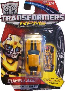 RPMs - Autobot Bumblebee