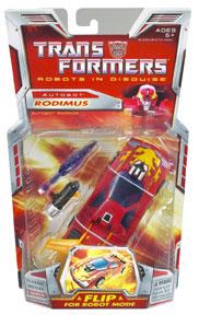 Deluxe Class - Rodimus