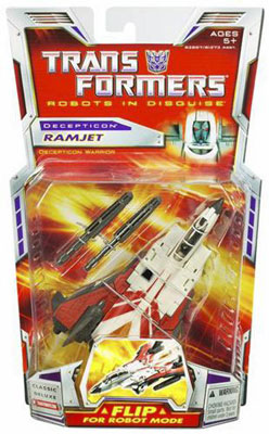 Deluxe Class - Ramjet Classic