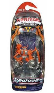 Transformer Titanium: Unicron