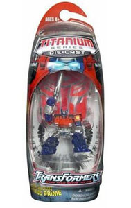 Transformer Titanium: War Within Optimus Prime