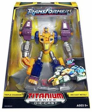 Titanium Ultra: Optimal Optimus