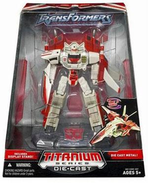 Titanium Ultra: Jetfire