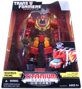 Titanium Ultra: Rodimus Prime