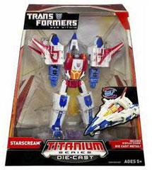 Titanium Ultra: Starscream