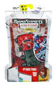 Deluxe - Optimus Prime