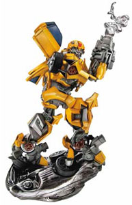 TRANSFORMERS Unleashed: BUMBLEBEE