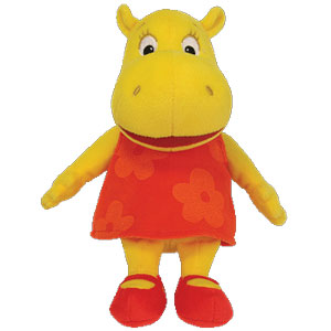 Backyardigans - Tasha the hippo