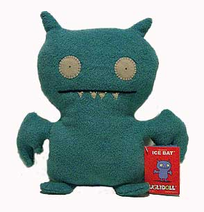 Ice Bat 13-Inch Plush