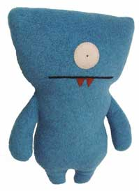 Wedgehead 13-Inch Plush