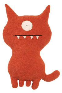Uglydog Red 13-Inch Plush