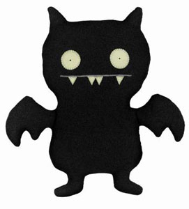 Secret Mission Ice-Bat 13-Inch Plush