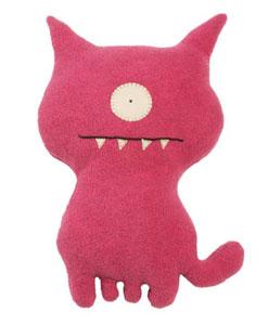 Uglydog Pink 13-Inch Plush