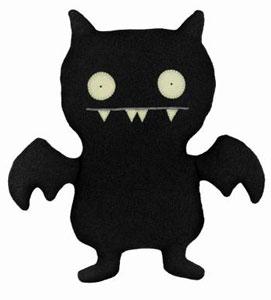 Secret Mission Ice-Bat 13-Inch Plush