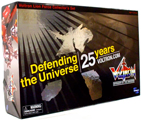Voltron Defender of the Universe Metallic 25th Anniversary Gift Set