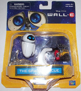 Disney Wall-E - The Space Rescue