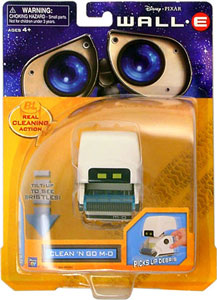 Disney Wall-E: Clean N Go M-O
