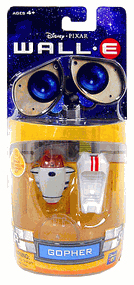 Disney Wall-E - 3-Inch Gopher