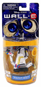 Disney Wall-E - 3-Inch Paint-Bot