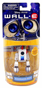 Disney Wall-E - 3-Inch Massage-Bot