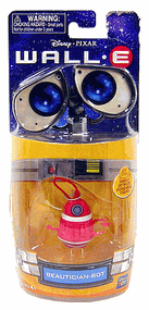 Disney Wall-E - 3-Inch Beautcian-Bot